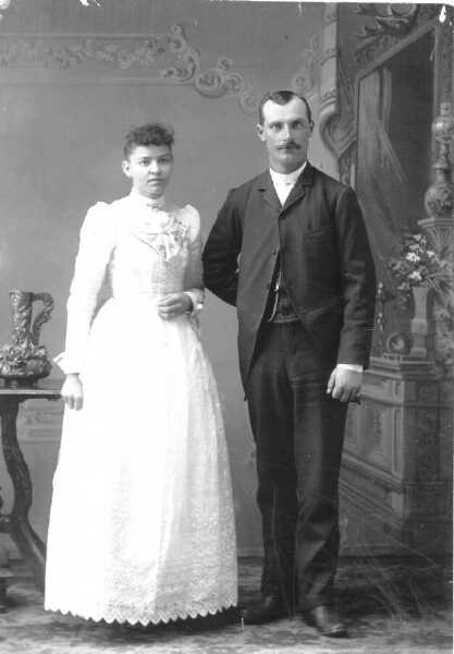Anna and William Elmers